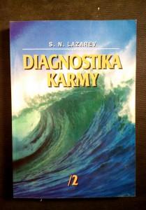 náhled knihy - Diagnostika karmy. Kniha druhá - Čistá karma