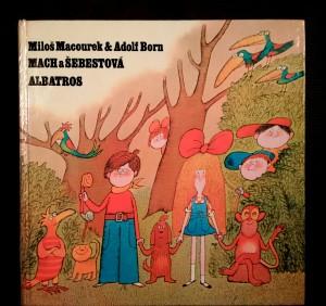 náhled knihy - Mach a Šebestová ve škole