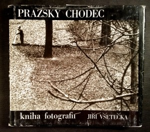 náhled knihy - Jiří Všetečka - Pražský chodec