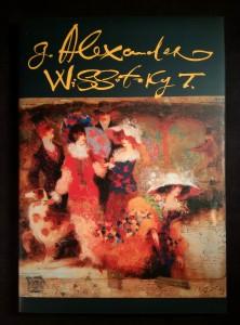 náhled knihy - G. Alexander & T. Wissotzky - katalog děl (Eng.)