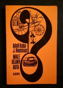 náhled knihy - Malé dějiny auta