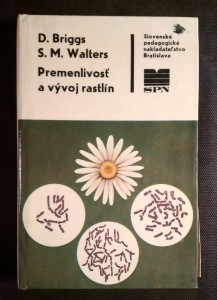 náhled knihy - Premenlivosť a vývoj rastlín