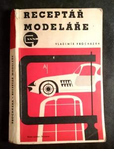 náhled knihy - Receptář modeláře