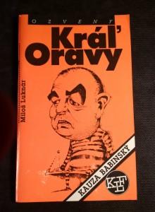 náhled knihy - Kráľ Oravy ; Kauza Babinský.