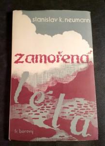náhled knihy - Zamořená léta : básně 1939-1944