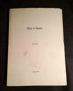 náhled knihy - Sny o lásce