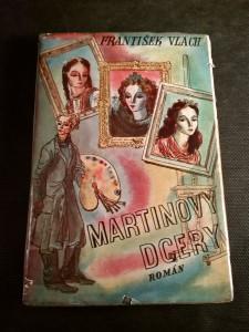náhled knihy - Martinovy dcery : román