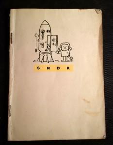 náhled knihy - Děti, psi a rakety