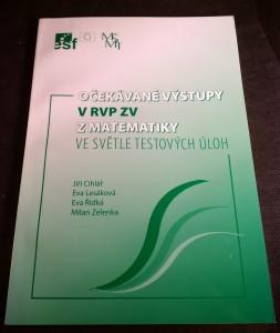 náhled knihy - Očekávané výstupy v RVP ZV z matematiky ve světle testových úloh