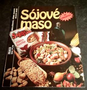 náhled knihy - Sójové maso : 95 předpisů