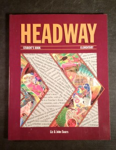 náhled knihy - Headway : elementary
