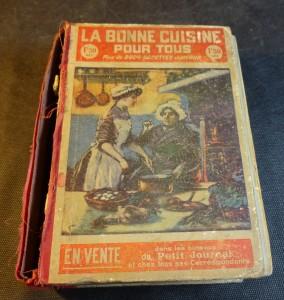náhled knihy - LA BONNE CUISINE POUR TOUS