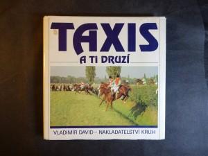 náhled knihy - Taxis a ti druzí : (velká pardubická steeplechase)