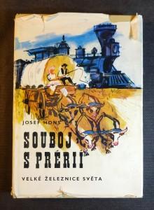 náhled knihy - Souboj s prérií : velké železnice světa