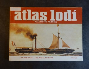náhled knihy - Atlas lodí - Plachetní parníky
