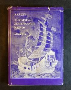 náhled knihy - Tajomstvá zemepisných názvov