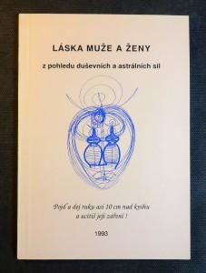 náhled knihy - Láska muže a ženy