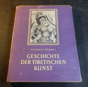 náhled knihy - Geschichte der tibetischen Kunst