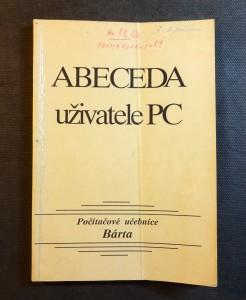 náhled knihy - Abeceda uživatele PC