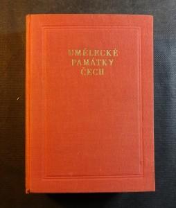 náhled knihy - Umělecké památky Čech