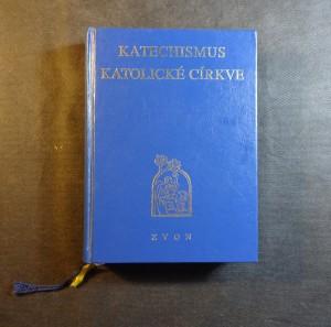náhled knihy - Katechismus katolické církve