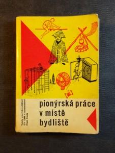 náhled knihy - Pionýrská práce v místě bydliště