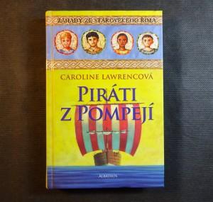 náhled knihy - Piráti z Pompejí : záhady ze starověkého Říma