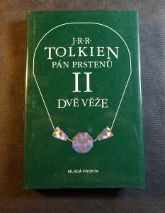 náhled knihy - Pán prstenů. (II), Dvě věže