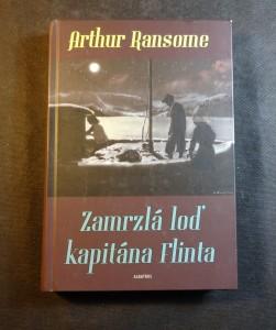náhled knihy - Zamrzlá loď kapitána Flinta