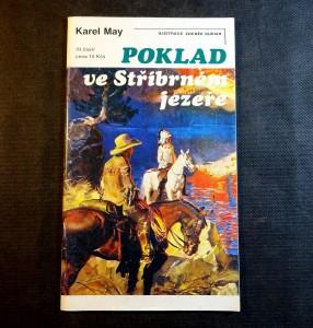 náhled knihy - Poklad ve Stříbrném jezeře - část 2