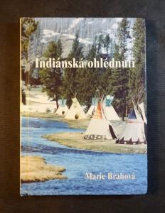 náhled knihy - Indiánská ohlédnutí
