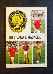 náhled knihy - Od Bicana k Masnému : klub ligových kanonýrů
