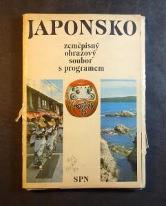 náhled knihy - Japonsko - zeměpisný obrazový soubor s programem