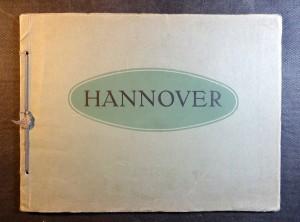náhled knihy - Hanover