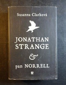 náhled knihy - Jonathan Strange & pan Norell