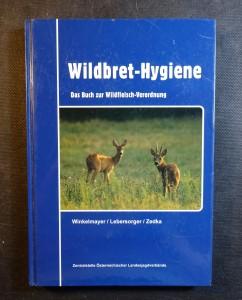 náhled knihy - Wildbret-Hygiene - Das Buch zur Wildfleischverordnung