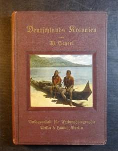 náhled knihy - Deutschlands Kolonien in 80 farbenphotographischen Abbildungen