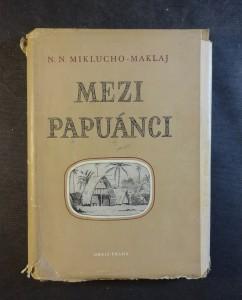 náhled knihy - Mezi Papuánci