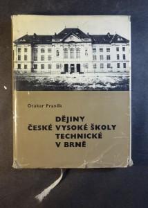 náhled knihy - Dějiny České vysoké školy technické v Brně. 1. díl, Do roku 1945
