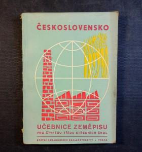 náhled knihy - Československo: učebnice zeměpisu pro čtvrtou třídu středních škol