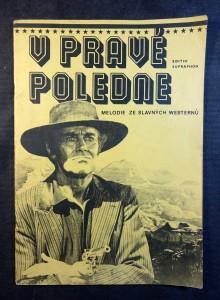 náhled knihy - V pravé poledne melodie ze slavných westernů