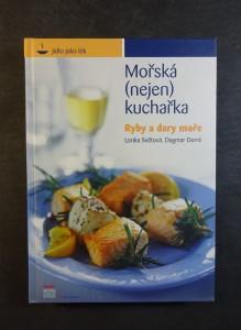 náhled knihy - Mořská (nejen) kuchařka : ryby a dary moře