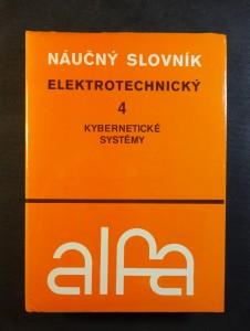 náhled knihy - Naučný slovník elektrotechnický 4 - Kybernetické systémy