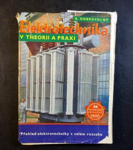 náhled knihy - Elektrotechnika v theorii a praxi : přehl. elektrotechn. v celém rozsahu
