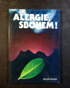 náhled knihy - Alergie, sbohem!