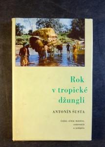náhled knihy - Rok v tropické džungli : Cejlon očima montéra, cestovatele a potápěče