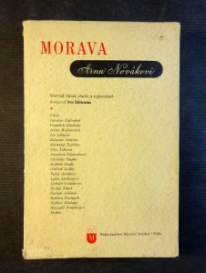 náhled knihy - Morava Arnu Novákovi : sborník básní, studií a vzpomínek
