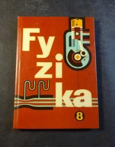 náhled knihy - Fyzika pro 8. ročník základní devítileté školy
