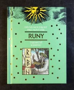 náhled knihy - Runy : [tajemství kamenů]