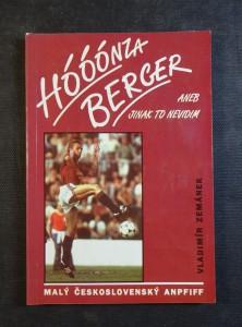 náhled knihy - Hóóónza Berger aneb jak to nevidím